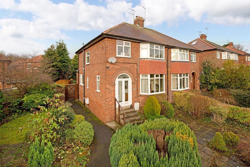 3 Bedrooms Semi Detached House for sale in Boroughbridge Road, Knaresborough