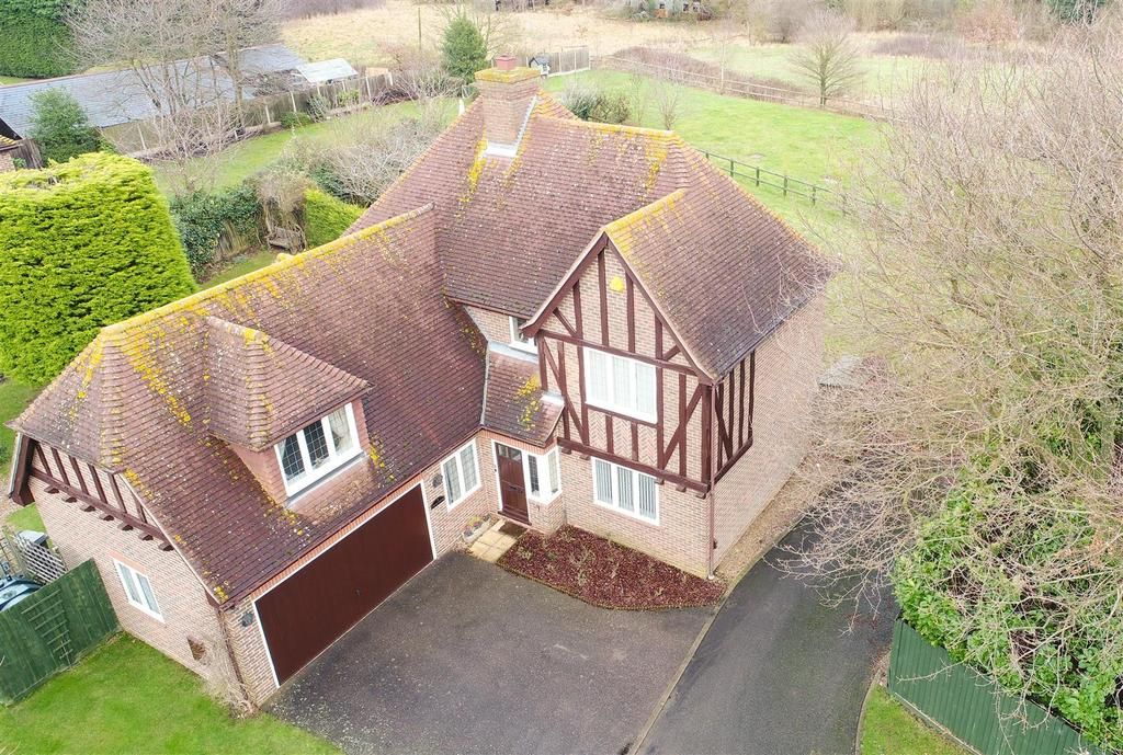5 Bedrooms Detached House for sale in Woodham Mortimer, Maldon