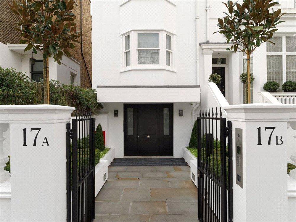 1 Bedroom Flat for sale in Gilston Road, London, SW10