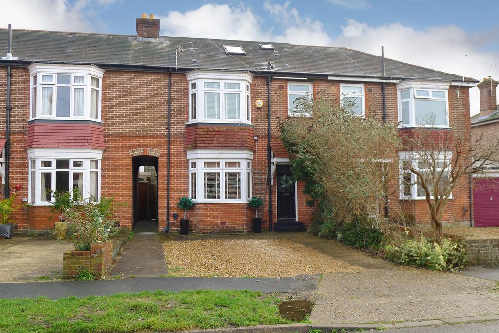 4 Bedrooms Terraced House for sale in BIRDWOOD GROVE, FAREHAM