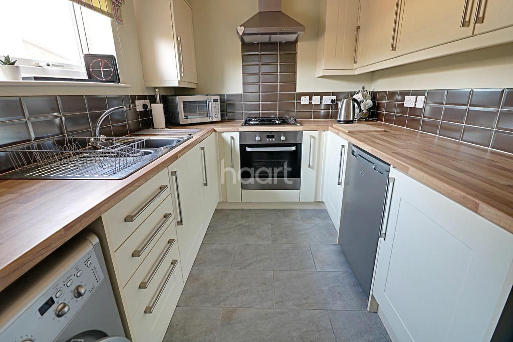 2 Bedrooms Flat for sale in Carline Road, Lincoln