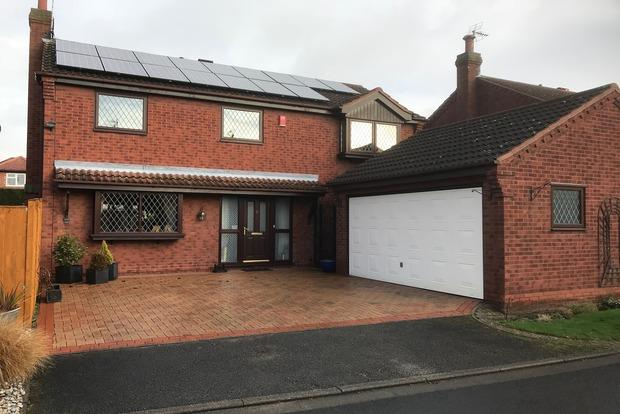 4 Bedrooms Detached House for sale in Deer Park, Wollaton, Nottingham, NG8