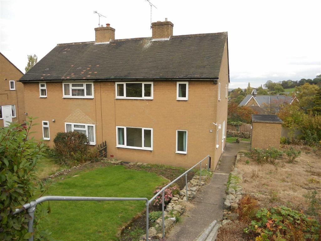 2 Bedrooms Semi Detached House for rent in Gallery Lane, Holymoorside, Chesterfield, S42