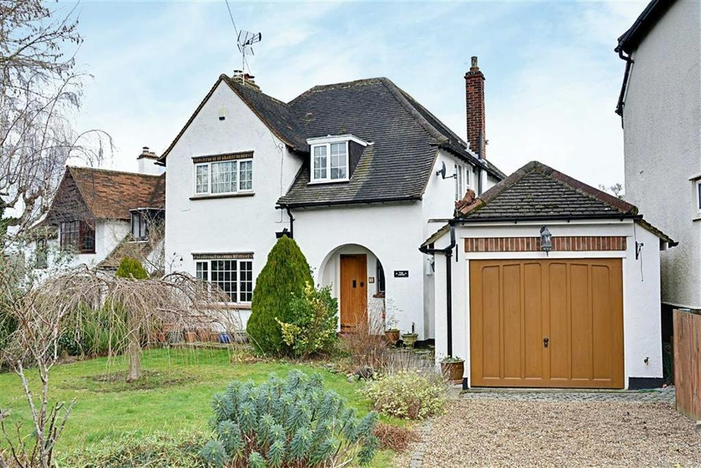 4 Bedrooms Detached House for sale in Fordwich Rise, Hertford, Herts, SG14