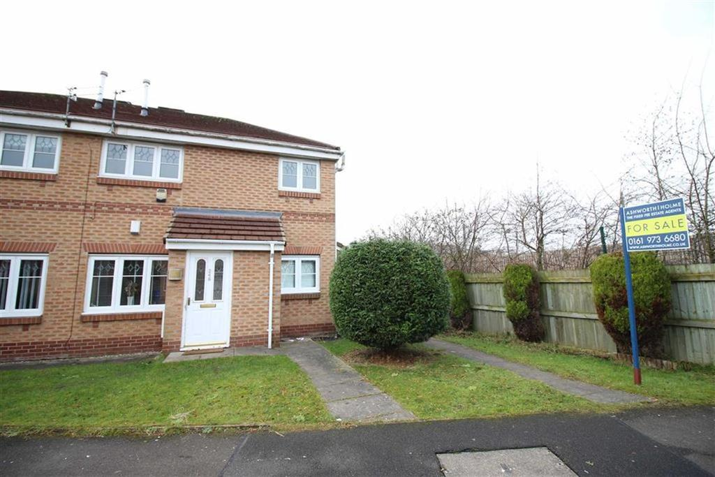 2 Bedrooms Apartment Flat for sale in Kerscott Road, Manchester