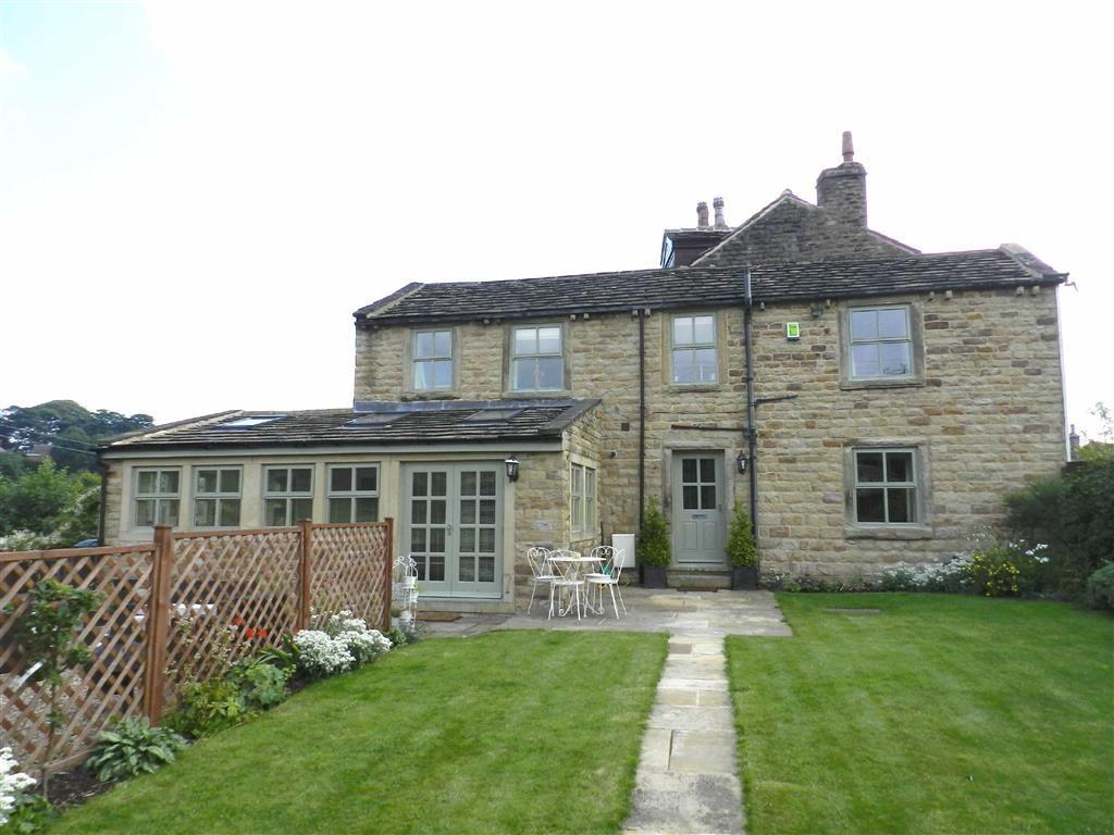 3 Bedrooms Cottage House for sale in Common End, Flockton, Wakefield, WF4