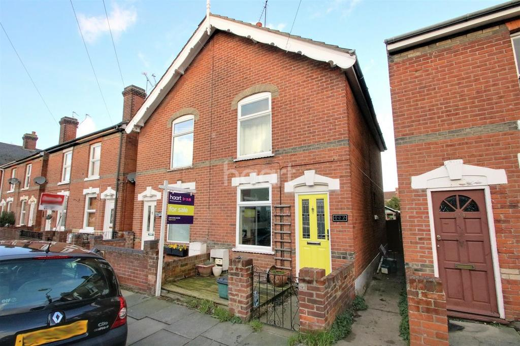 3 Bedrooms Semi Detached House for sale in Canterbury Road, Colchester
