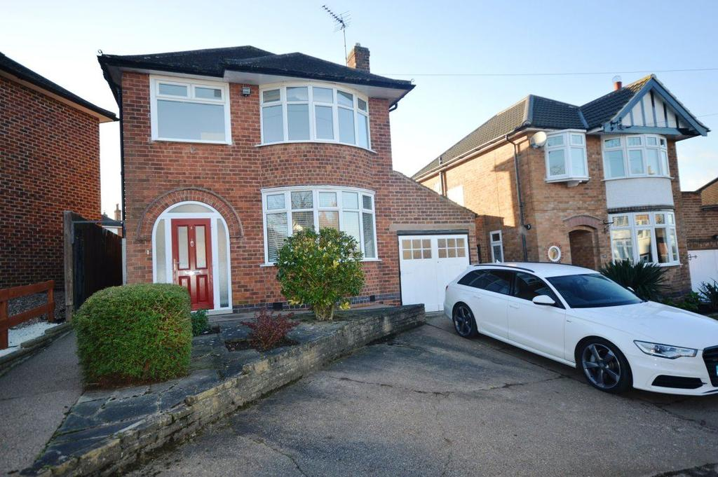 3 Bedrooms Detached House for rent in West Bridgford, Nottingham