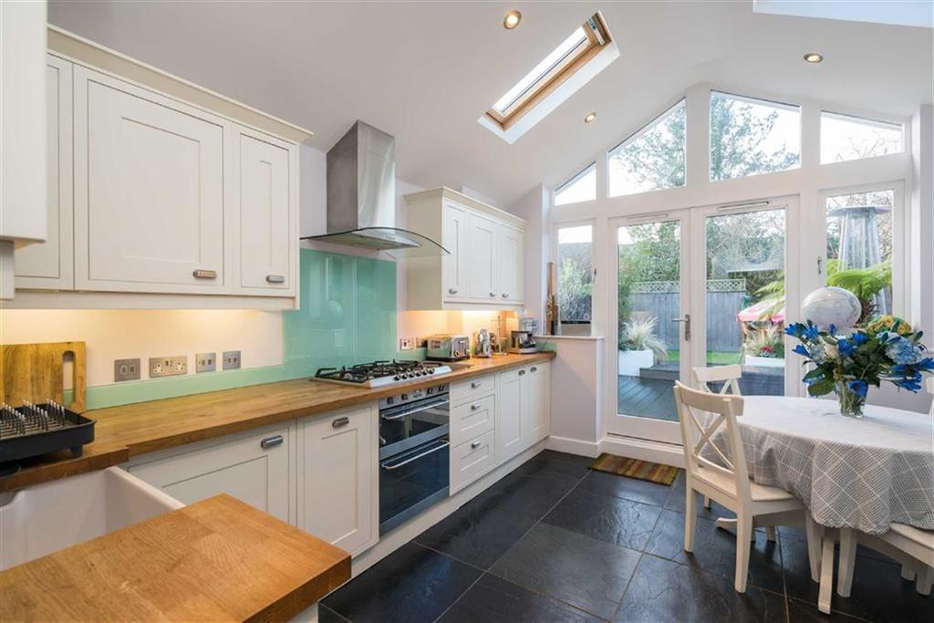 2 Bedrooms Terraced House for sale in London Road, St Albans, Hertfordshire