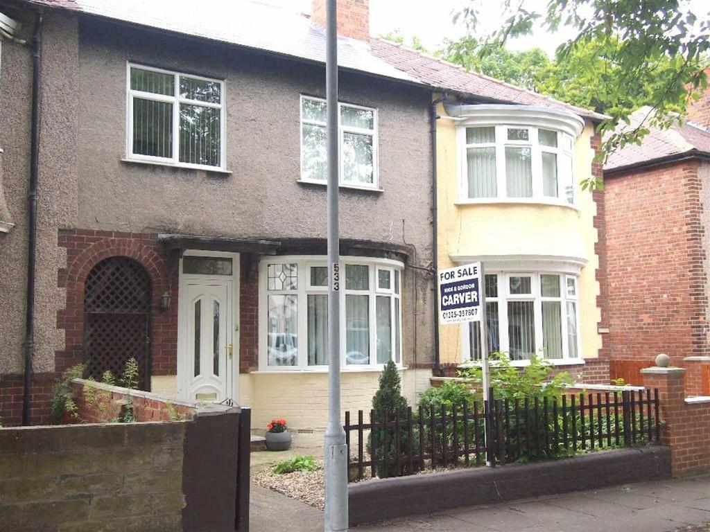 3 Bedrooms Terraced House for sale in North Rise, Darlington