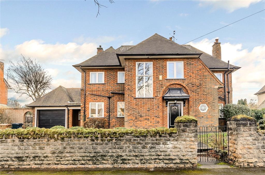 4 Bedrooms Detached House for sale in Albemarle Road, Woodthorpe, Nottingham, NG5