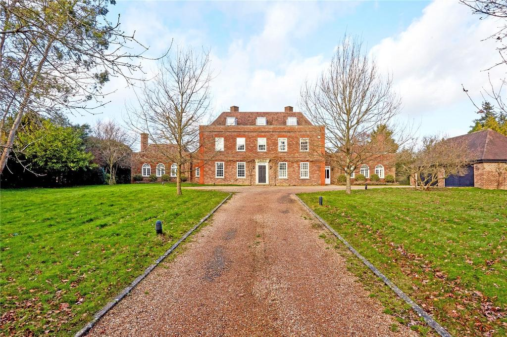 6 Bedrooms Detached House for sale in Mayfield Lane, Wadhurst, East Sussex, TN5