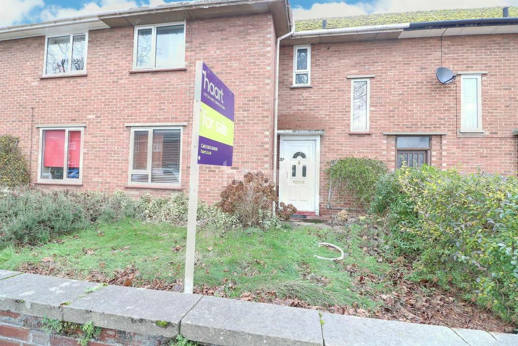 3 Bedrooms Terraced House for sale in Cunningham Road