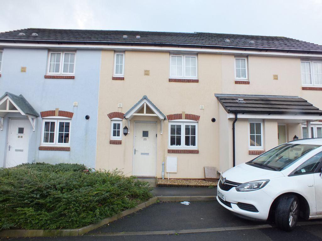 2 Bedrooms Terraced House for rent in Belfrey Close, Milford Haven, Pembrokeshire