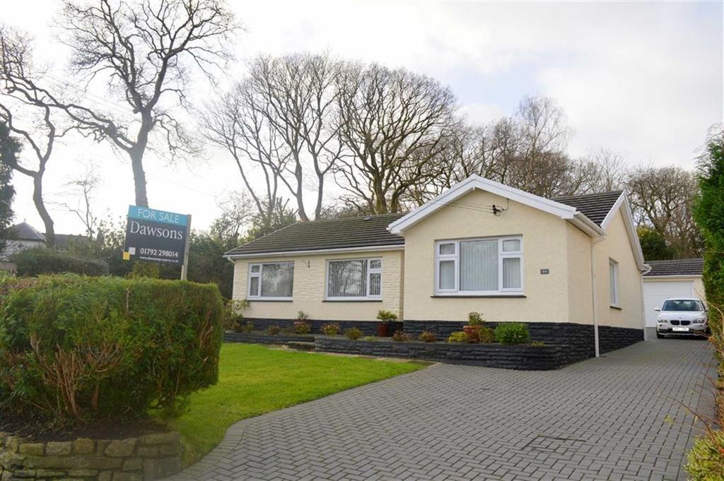 3 Bedrooms Detached Bungalow for sale in Gorwydd Road, Gowerton, Swansea