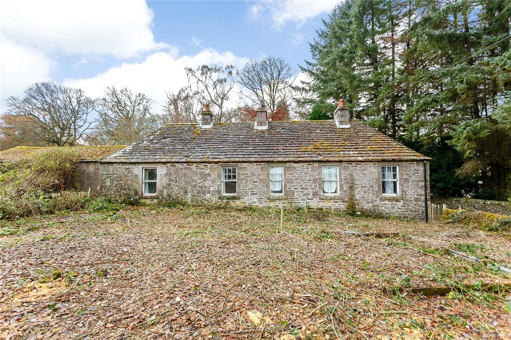 2 Bedrooms Detached House for sale in Kirkton Of Newtyle Cottage, Kirkton Road, Newtyle, Angus