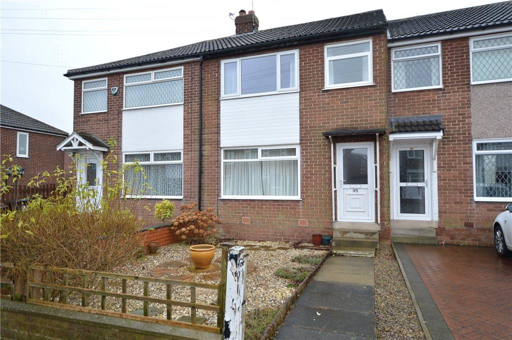 3 Bedrooms Town House for sale in Springfield Avenue, Morley, Leeds