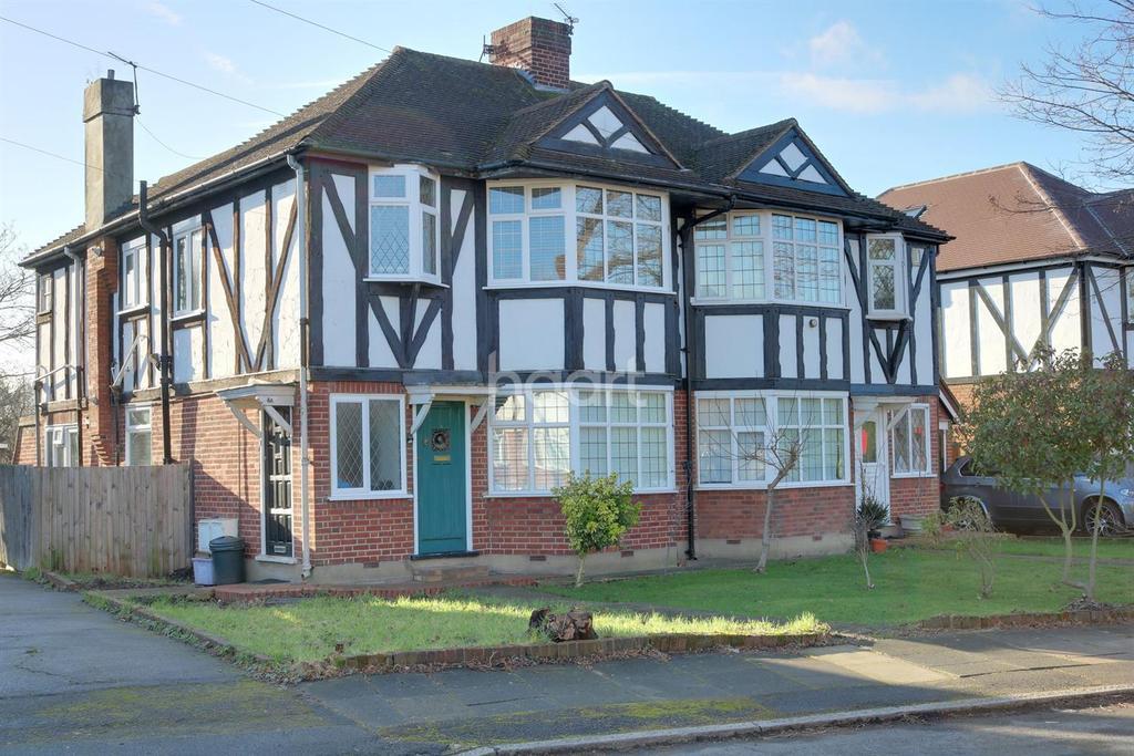 2 Bedrooms Maisonette Flat for sale in Aboyne Drive, Raynes Park, London, SW20