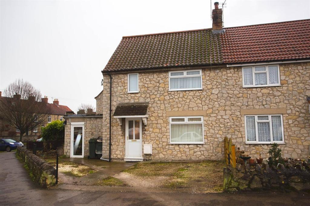 2 Bedrooms Semi Detached House for sale in Manor Drive, Pickering