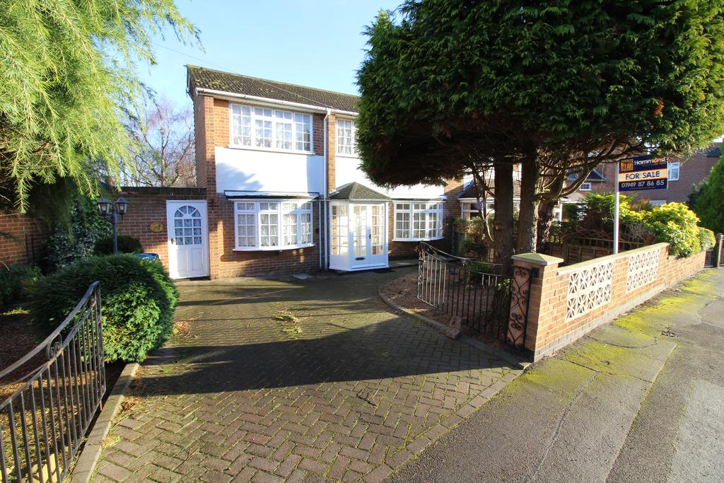4 Bedrooms Semi Detached House for sale in Gillotts Close, Bingham, Nottingham, Nottinghamshire NG13
