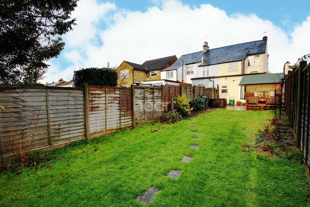 2 Bedrooms End Of Terrace House for sale in Breakspeare Road, Abbots Langley