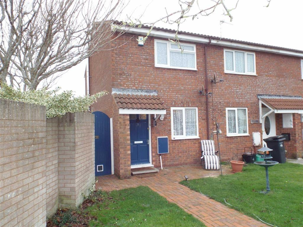 2 Bedrooms End Of Terrace House for sale in Frobisher Close, Burnham On Sea