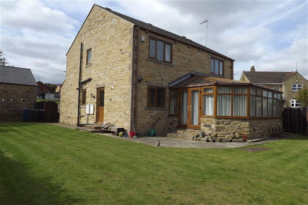 4 Bedrooms Detached House for sale in Calvey Orchard, Cudworth, Barnsley, S72