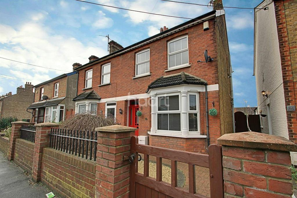 2 Bedrooms Semi Detached House for sale in Cressing road, Braintree