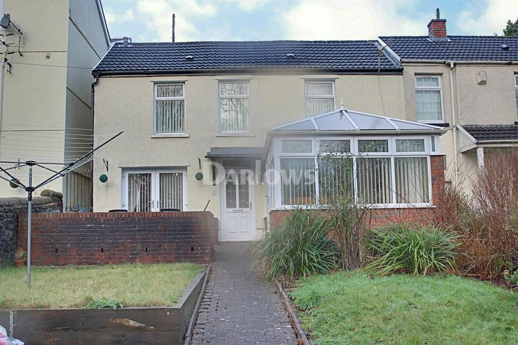 3 Bedrooms Semi Detached House for sale in Dare Villas Aberdare