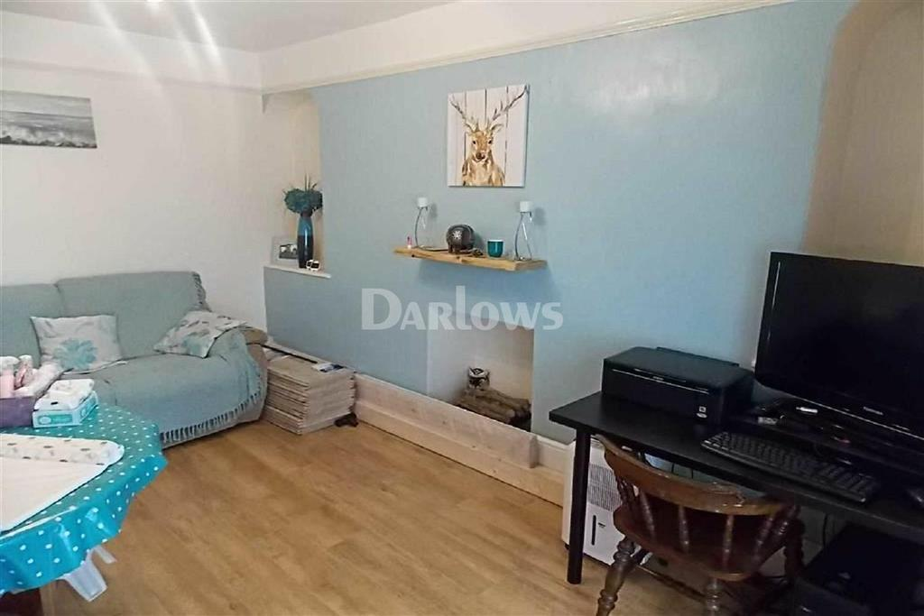 3 Bedrooms Semi Detached House for sale in Dare Villas Aberdare