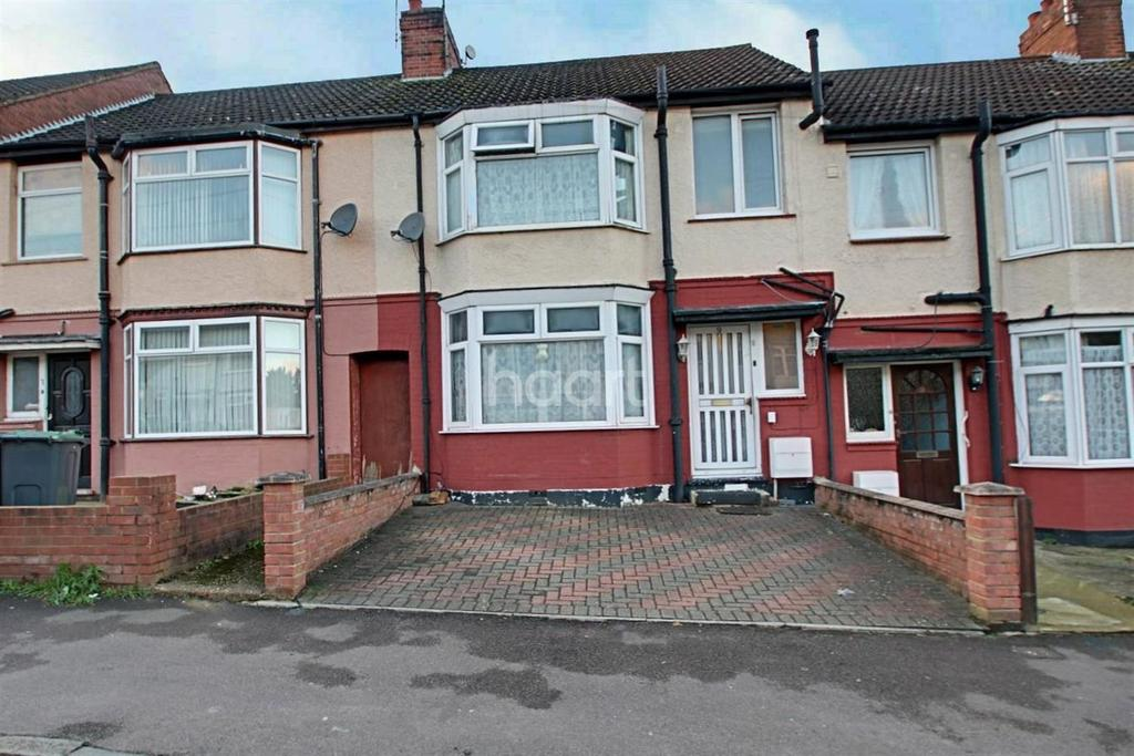 3 Bedrooms Terraced House for sale in Extended Terrace in the Dallow Area