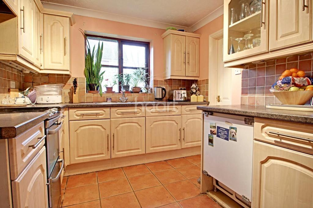 4 Bedrooms Detached House for sale in Blackbourne Road, Elmswell