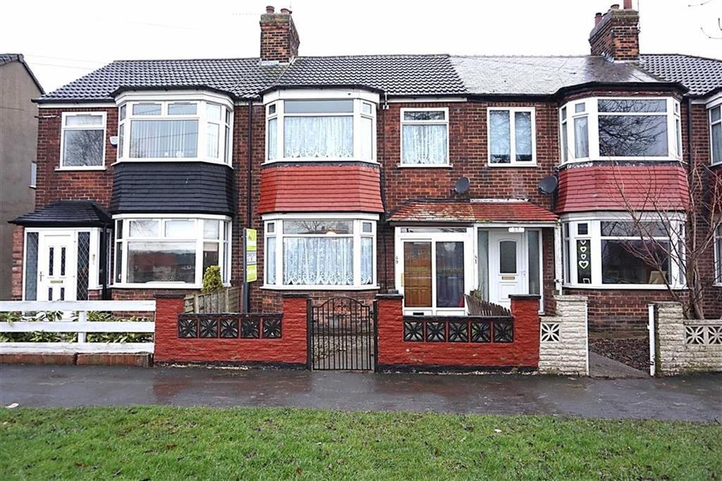 3 Bedrooms End Of Terrace House for sale in First Lane, Hessle, Hessle, HU13