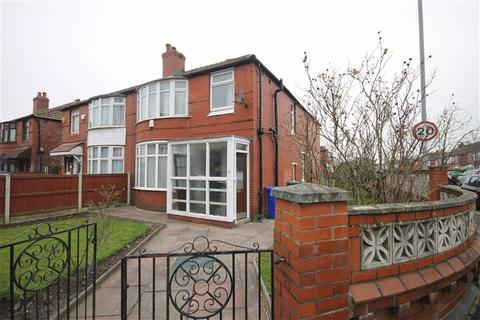 4 bedroom semi-detached house to rent - Parrs Wood Road, Withington, Manchester