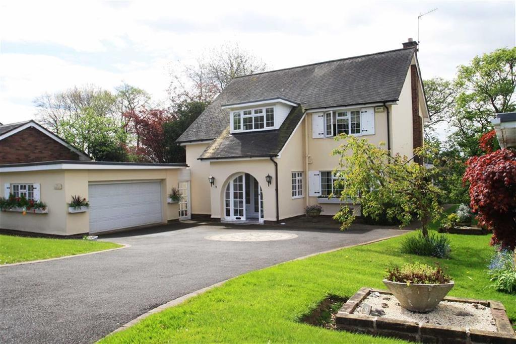 3 Bedrooms Detached House for sale in Bollinwood Chase, Wilmslow
