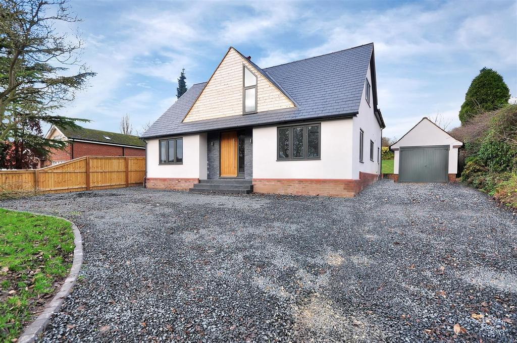 4 Bedrooms Detached House for sale in Bleasby Road, Thurgarton, Nottingham