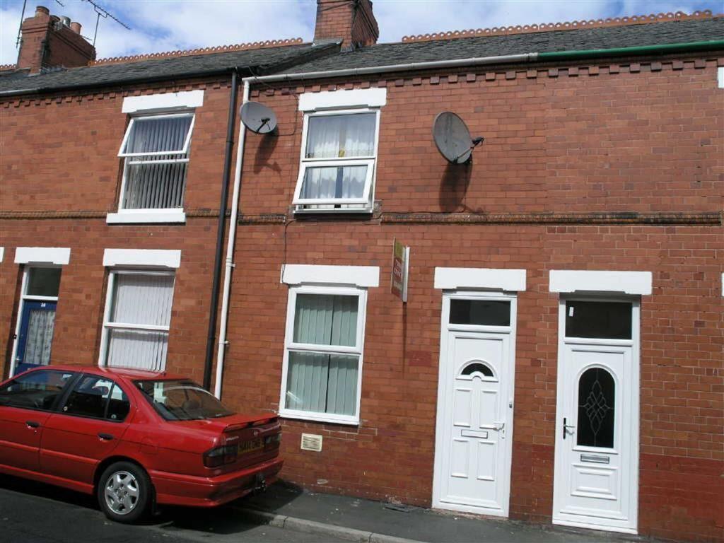 2 Bedrooms Terraced House for rent in Butler Street, Deeside, Flintshire, CH5