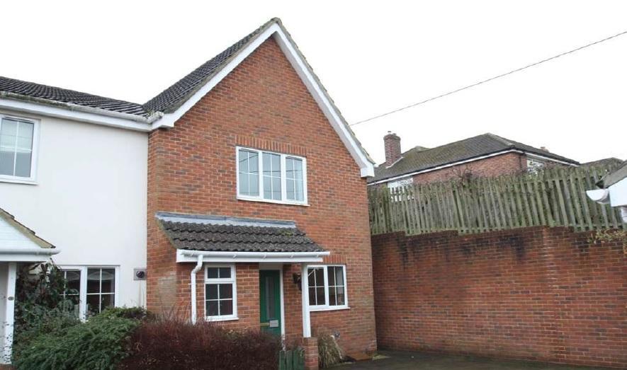 3 Bedrooms Semi Detached Bungalow for sale in Overton, Basingstoke