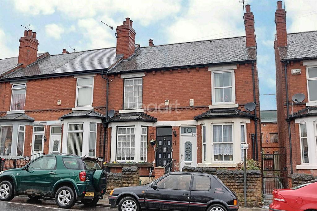 2 Bedrooms Terraced House for sale in Duke Street, Hucknall