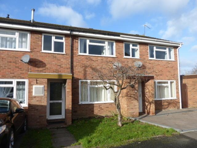 3 Bedrooms Terraced House for rent in Donney Brook, Evesham