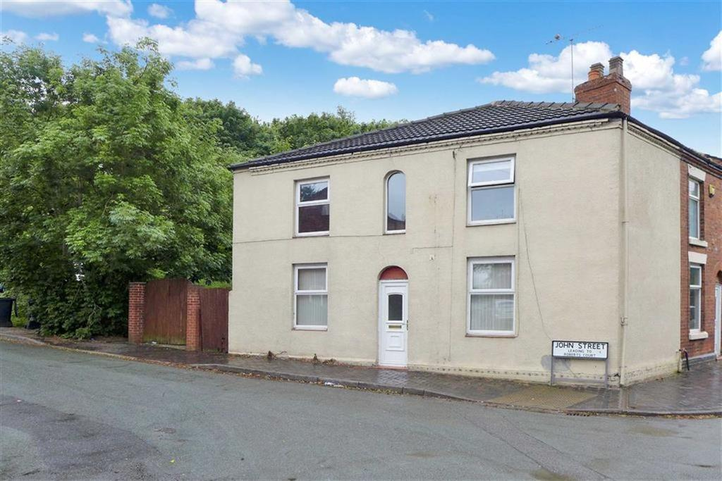 3 Bedrooms Terraced House for sale in John Street, Crewe