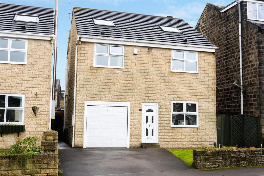 4 Bedrooms Detached House for sale in Copt Royd Grove, Yeadon, Leeds