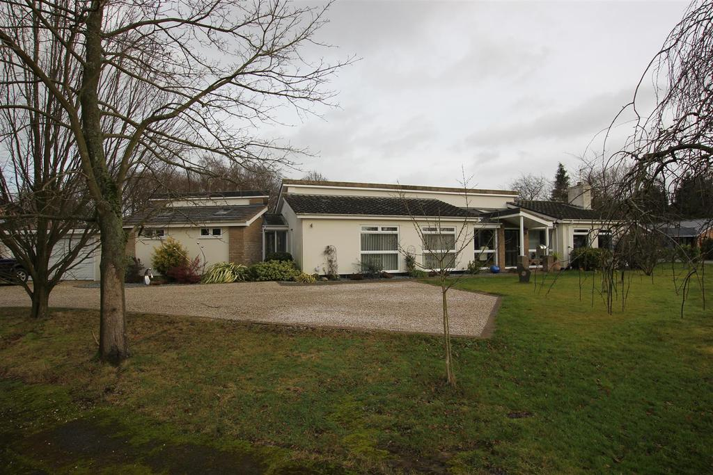 4 Bedrooms Detached Bungalow for sale in Little Baddow, Chelmsford