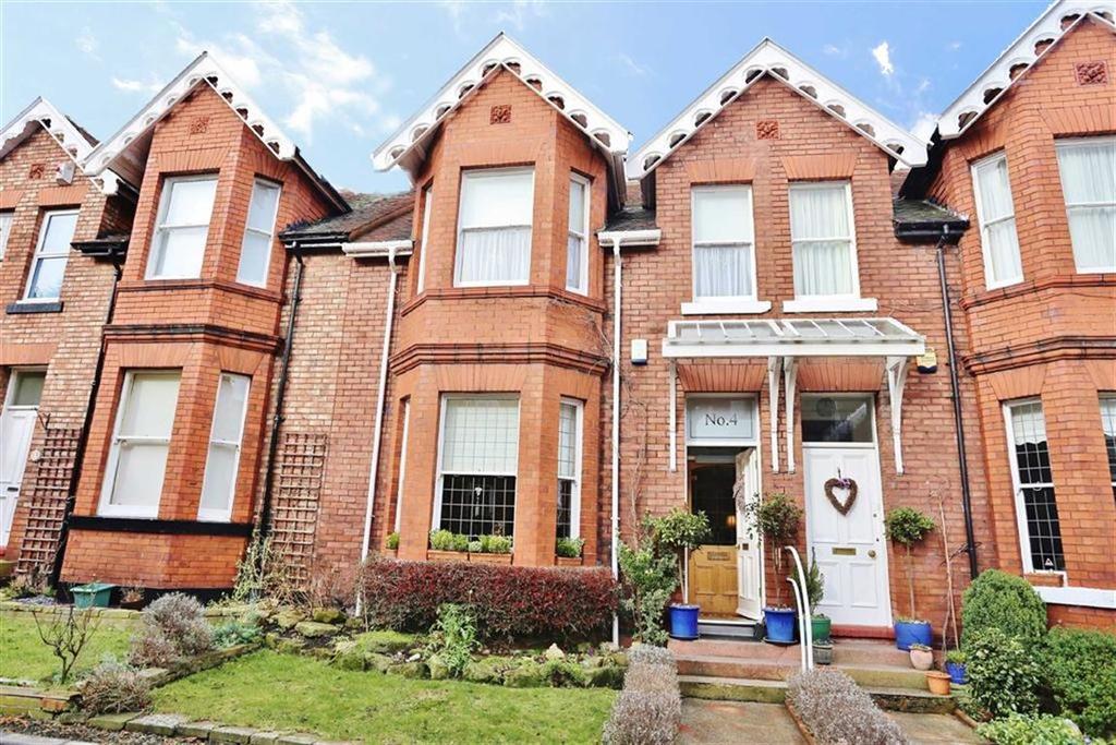 4 Bedrooms Terraced House for sale in Holmlands Park North, Ashbrooke, Sunderland, SR2