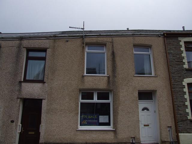 4 Bedrooms Terraced House for sale in 5 Jersey Road, Blaengwynfi