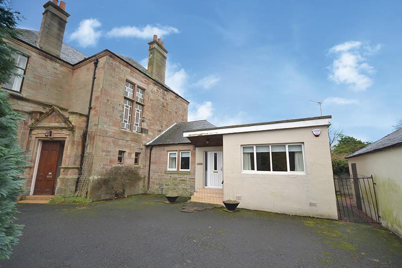 2 Bedrooms Mews House for sale in The Mews Bellevue Road, Ayr, KA7 2SA
