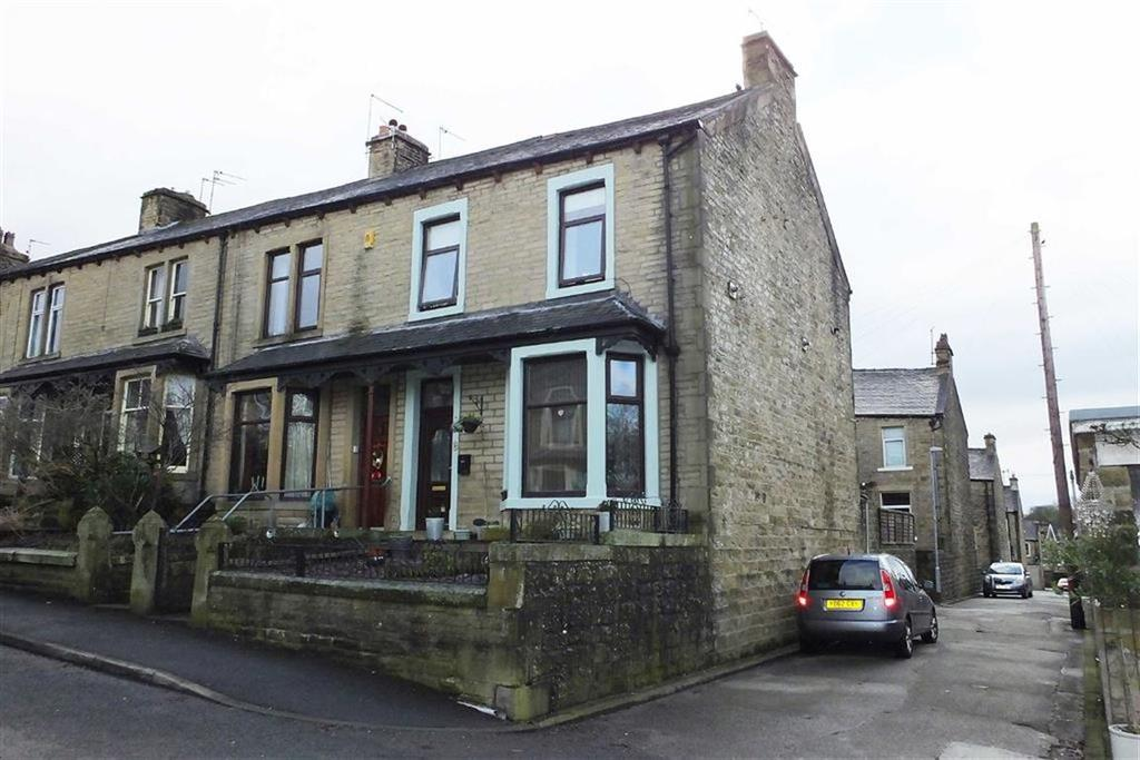 4 Bedrooms End Of Terrace House for sale in School Lane, Earby, Lancashire, BB18