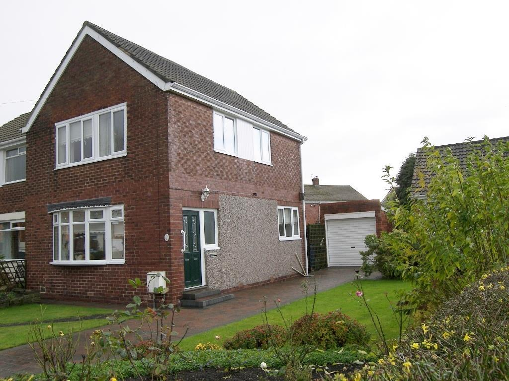 3 Bedrooms Semi Detached House for sale in Green Lane, Morpeth