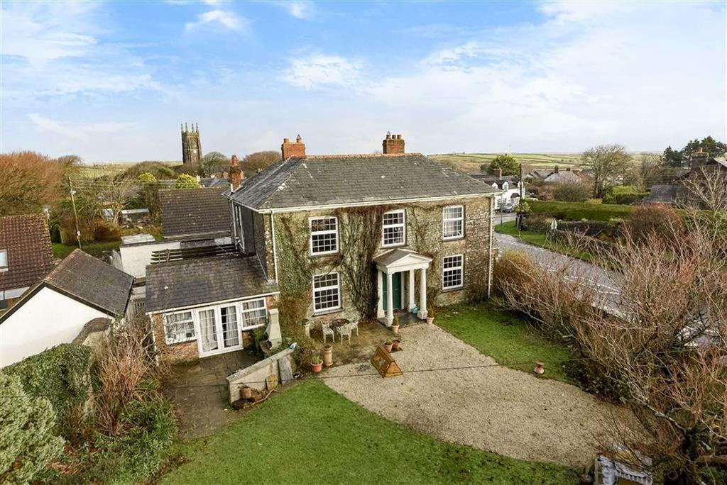 5 Bedrooms Detached House for sale in Penstowe Road, Kilkhampton, Bude, Cornwall, EX23