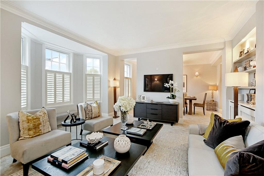 3 Bedrooms Flat for sale in Malvern Court, Onslow Square, South Kensington, London, SW7